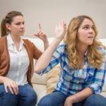 Конфликты в подростковом возрасте. Как наладить отношения с подростком.