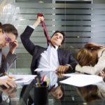 Десять правил установления гармоничных отношений с начальством и коллегами на работе