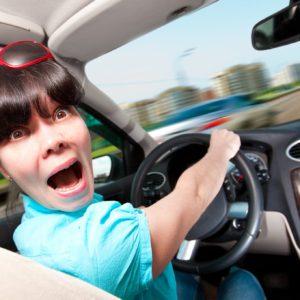 боюсь ездить на машине